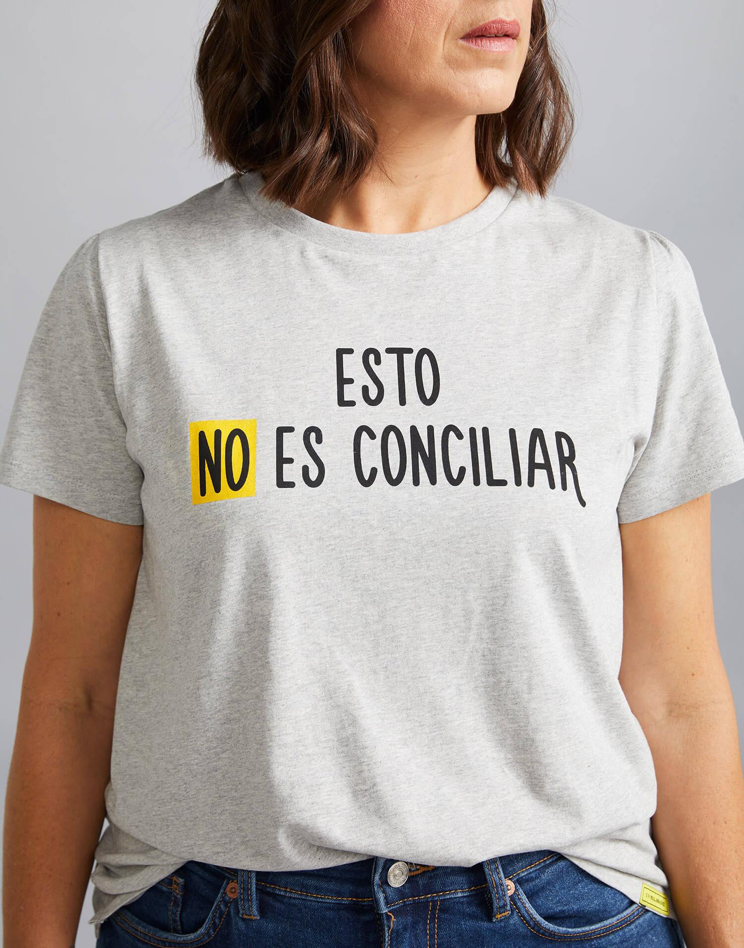 camiseta esto no es conciliar