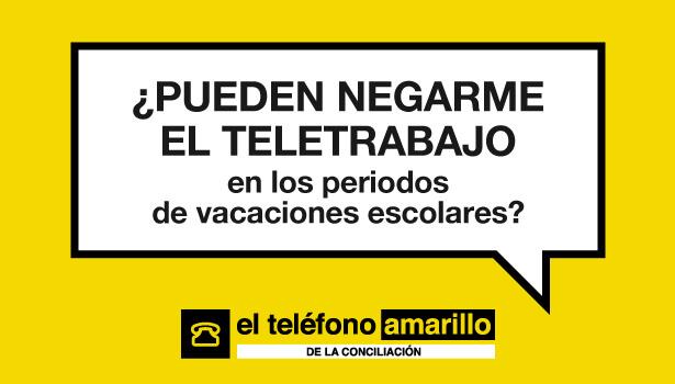 derechos para solicitar teletrabajo